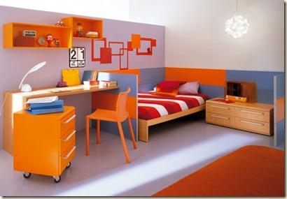 muebles para dormitorios de niños-e