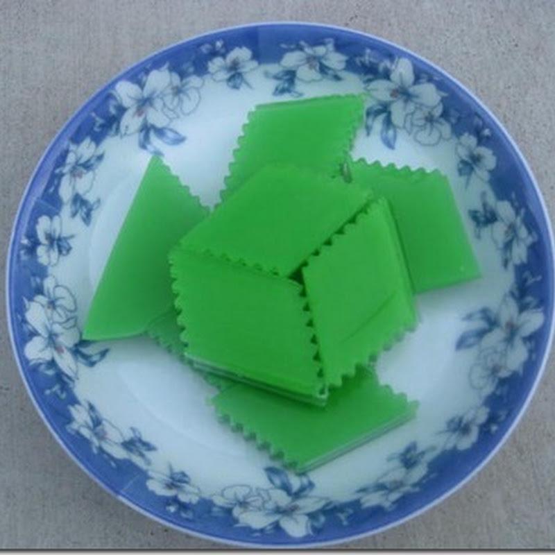 Rau câu lá dứa – Kim