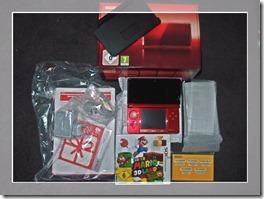 Nintendo 3DS Konsole komplett