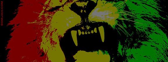 leao cores reggae facebook capa
