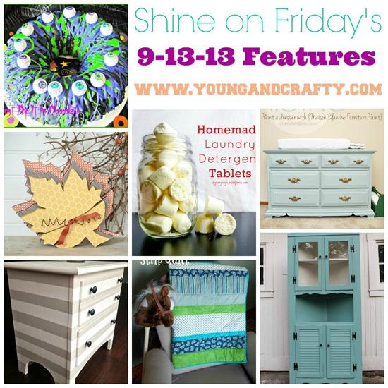 Shine on Friday's 9-14-13