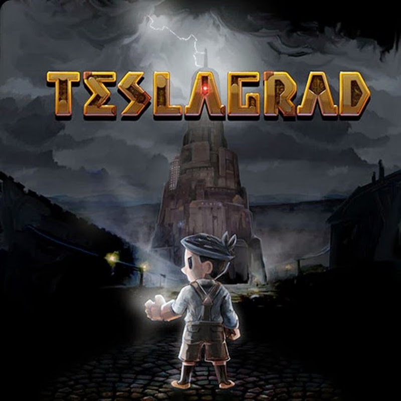 Teslagrad game built around the concepts of magnetism and electricity.