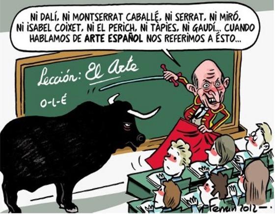 Arte espanhòliza