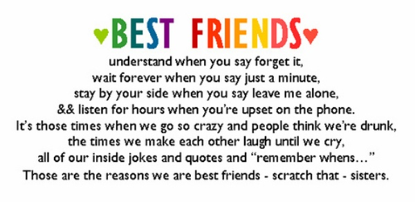 best friend quotes to put on pictures [6]   Quotes links