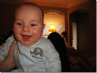 9.  Smiling boy
