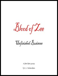 blood of zee cover page