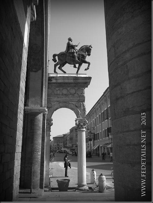 Borso e Nicolò III d'Este , Ferrara, Italy, photo3