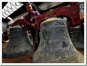 christchurch bells loughborough