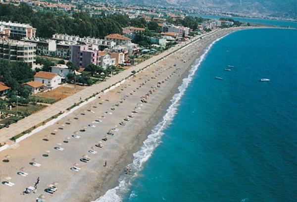 صور شواطئ تركيا