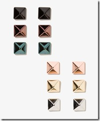 Pyramid Stud Set
