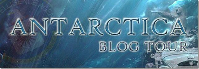 Logo dell'Antarctica Blog Tour