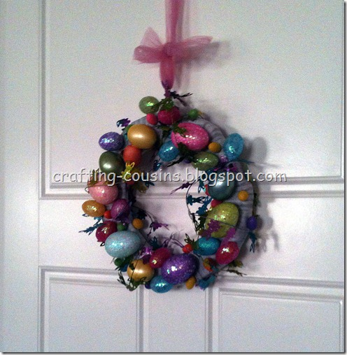 Easter Wreath (1)