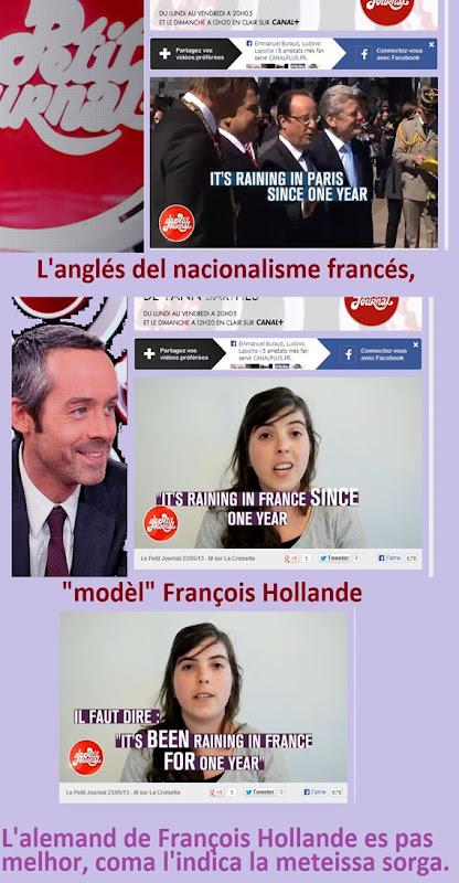 Nacionalisme francés François Hollande