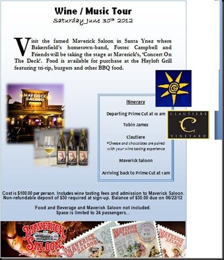 FCnF Wine Tour 063012