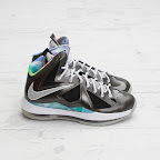 nike lebron 10 gr prism 4 05 Release Reminder: Nike LeBron X Prism and its Gallery