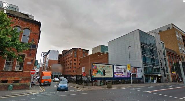 Belfast Music Hall site 640