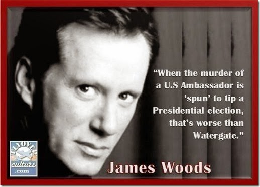 James Woods... Worse Than Watergate