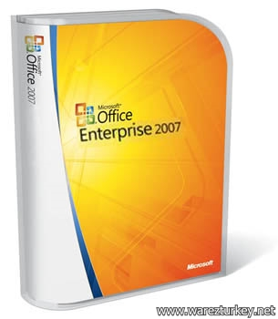 Microsoft Office 2007 Enterprise Türkçe - Aktivasyon İstemez