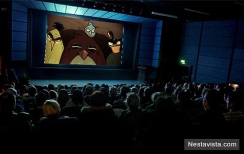 Angry Birds la película