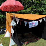the love of it pop-up cinema (with waterproofing)