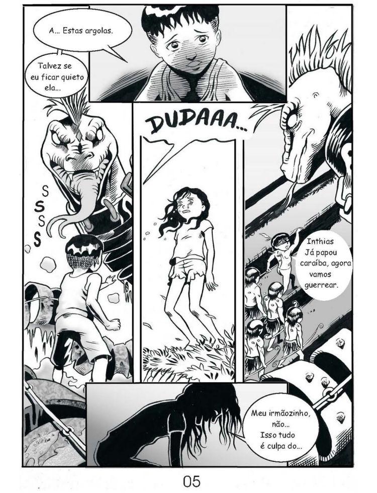 Mapinguari - Pagina 5