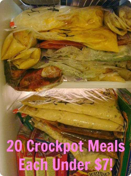 easy crockpot meals