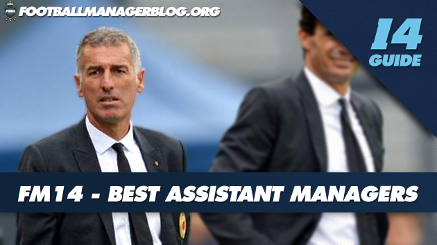Best Assistant Managers FM14