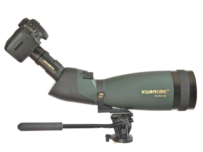 Visionking Adapter For Spotting Scopes M Ring M Tube