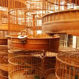 Shanghai - Pets market - Des cages et des cages