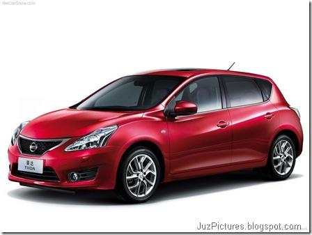 Nissan Tiida2