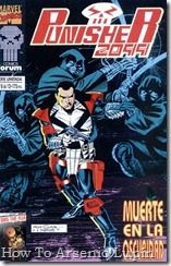 P00008 - Punisher #8