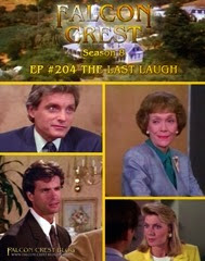 Falcon Crest_#204_The last Laugh