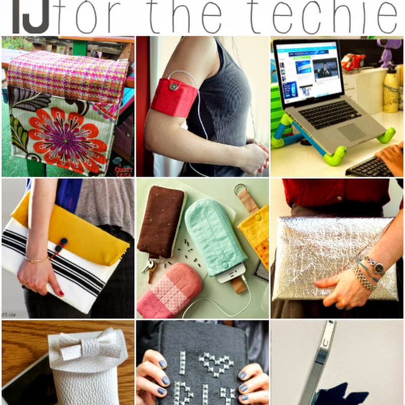 15 Handmade Gifts for the Techie