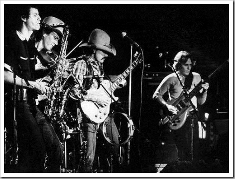 The Allman Brothers Band (B&W) 010