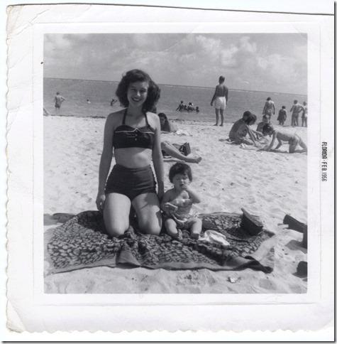 Florida, Feb 1956