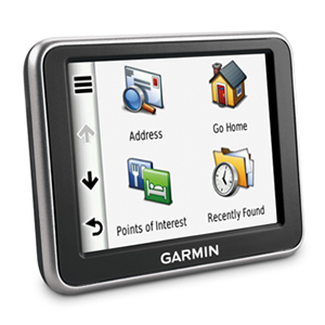 Most cars have GPS built-in now, but if yours doesn't you can buy one. These nifty systems will help you with directions, and could be very important in case you get lost.  (garmin.com)