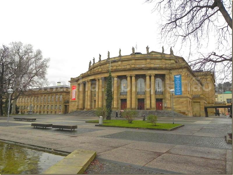 Stuttgart O Staatstheater