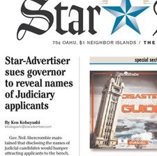Judiciary names