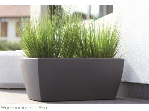 Elho-Pure-Soft-Square-Divider-Plantenbak-met-Wielen