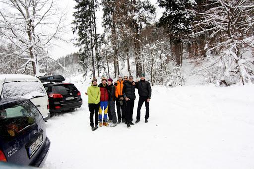 Mirka Hanzelová, Oskar Lacko, Majka Gašparová, Ferdinanad Gašpar, Martin Mišovic a Rado Gábel.