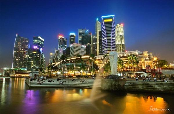 سياحة سنغافورة
