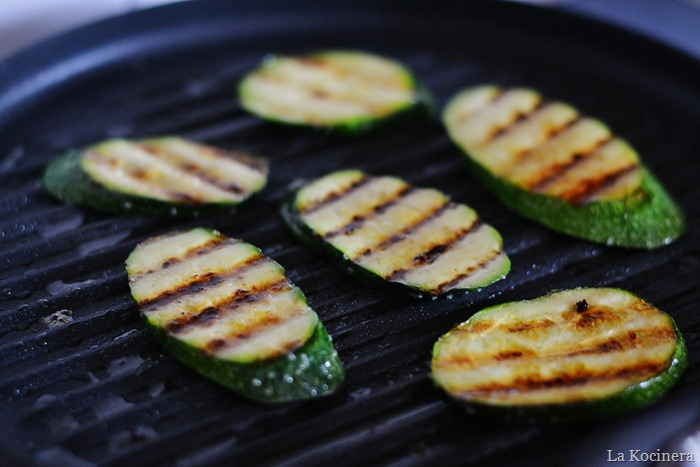 grilling zucchini