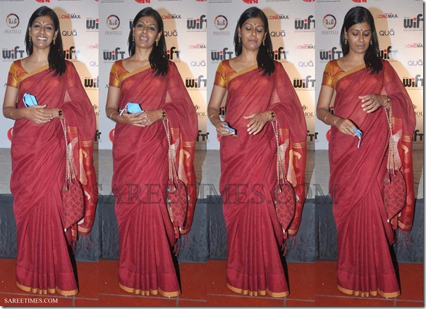 Nandita_Das_Cotton_Saree