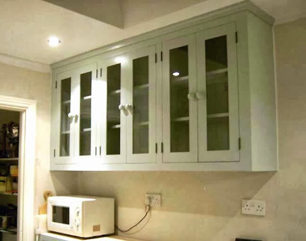 Kitchen Cabinets Glass Doors Glass Cabinet Doors