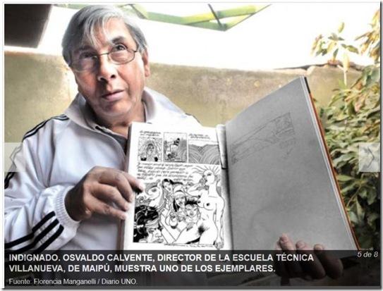 Argentina Livros Pornograficos 1