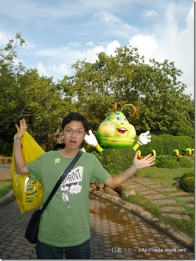 泰國曼谷芭達雅-夢幻世界童話世界