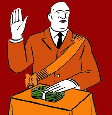 Salario de políticos