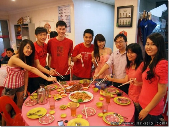 Chinese New Year Gathering (10)