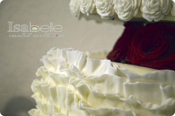 Hochzeitstorte created by Isabelle (7)