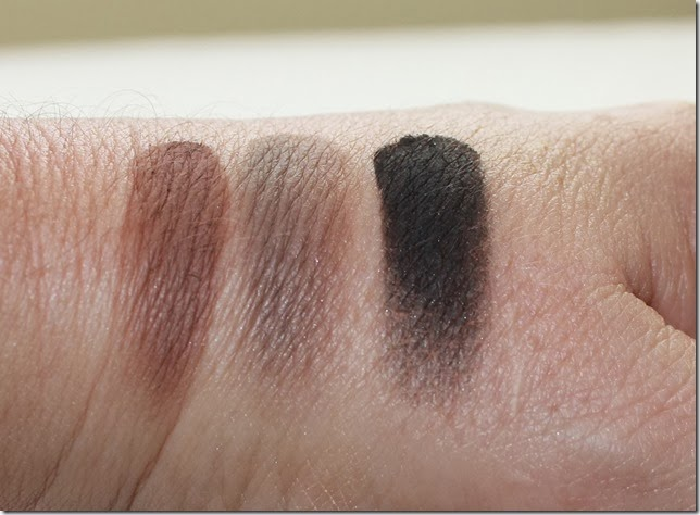 Sonia Kashuk Eye On Neutral Palette swatches 4